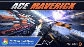 [iOS Game] Ace Maverick - Chiến hạm không gian - AppStoreVn, tin công nghệ, công nghệ mới