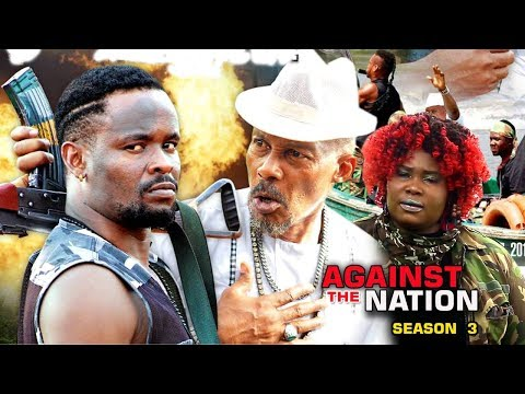 Against The Nation Season 3 - Zubby Michael 2018 Latest Nigerian Nollywood Movie Full HD