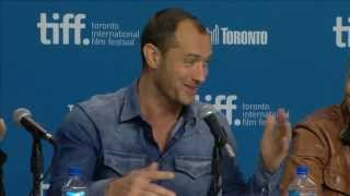 Nonton Dom Hemingway Press Conference   Festival 2013 Film Subtitle Indonesia Streaming Movie Download