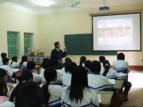 Giờ Học Ngoại Ngữ Tại Trường THPT Thị Xã Nghĩa Lộ.flv