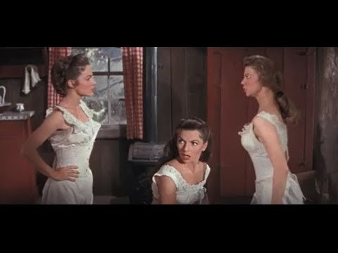 Cat Fight -Seven Brides For Seven Brothers (1954)