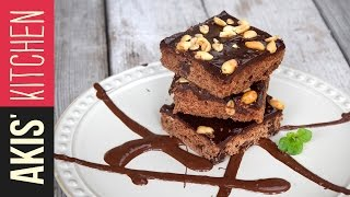 Dairy Free Brownies | Akis Kitchen by Akis Kitchen