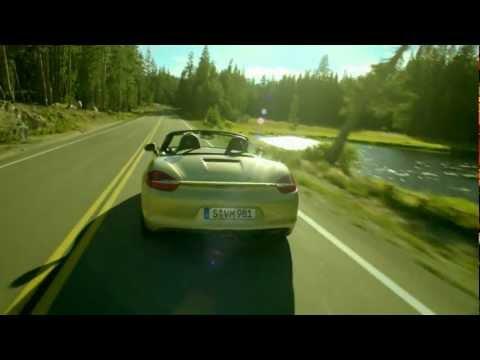 Porsche Boxster The new Porsche Boxster: Spirit, declared.