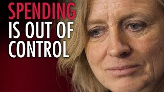 Sheila Gunn Reid of TheRebel.media reports on the inability of Notley's NDP to reign in the wasteful spending of a single...
