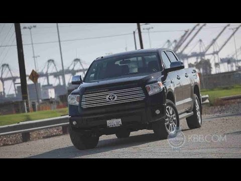 2014 Toyota Tundra Review – Kelley Blue Book