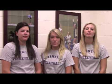 2013 Trinity Volleyball Season Preview