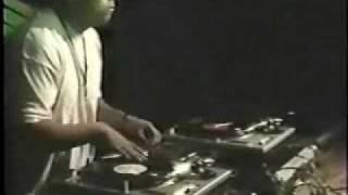 DJ Babu - 94/95 US DMC Finals