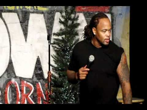 Steve Brown in Atlanta @ Uptown Comedy Corner w/ V-103's Wanda Smith