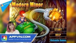 Modern Miner - Game Đào Vàng huyền thoại đã trở lại, tin công nghệ, công nghệ mới