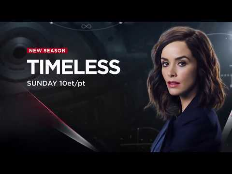 Timeless saison 2, Promo Global Tv
