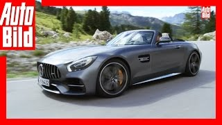 Mercedes AMG GTC (2016) - Review by Auto Bild