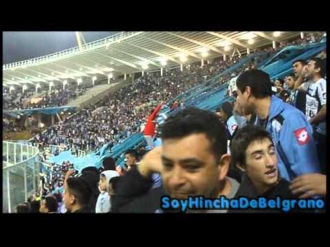 LA MEJOR HINCHADA DEL INTERIOR - Los Piratas Celestes de Alberdi - Belgrano