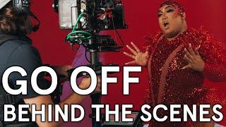 Behind the Scenes of my Music Video GO OFF   PatrickStarrr by Patrick Starrr