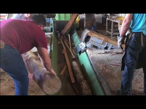 Picador de madeira fixo Lippel - PTL 250/400 x 600