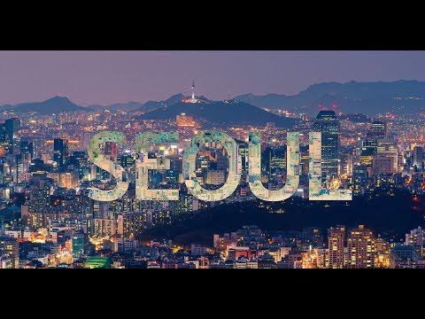 Travel Seoul In A Flash - Hyperlapse & Aerial Videos
