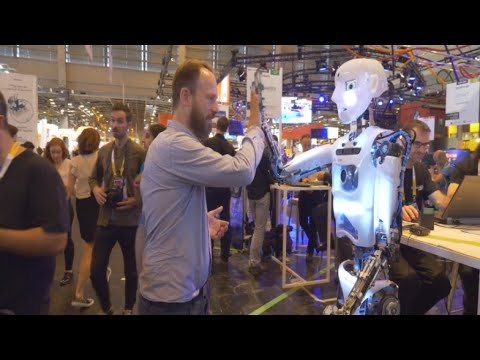 Salon Vivatech : Paris accueille l'innovation tout-terrain