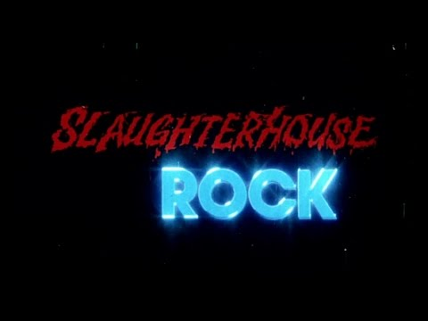 SLAUGHTERHOUSE ROCK - (1988) Trailer