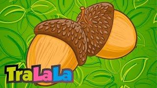 """Abonează-te la TraLaLa! ▻ http://bit.ly/Imi-place-TraLaLa Urmăriți """"În pădurea cu alune"""", un cântec animat pentru copii creat de..."""