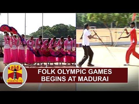 Folk-Olympic-Games-begins-at-Madurai-Thanthi-TV