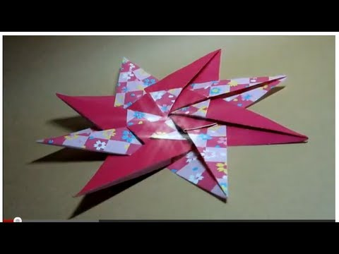 Star Tutorial - 013 -- 8pts, 2D, Modular