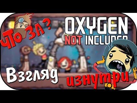 Что за Oxygen Not Included ? - Взгляд Изнутри (видео)