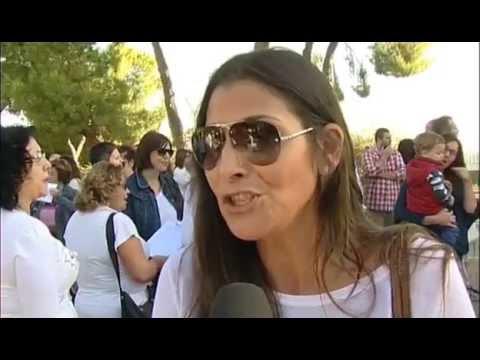 Loreto Aprutino: la protesta contro l'aumento dei buoni pasto