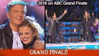 Video Maddie Poppe & Caleb Lee Hutchinson ARE A COUPLE - SURPRISED ALL & A DUET American Idol 2018  Finale MP3, 3GP, MP4, WEBM, AVI, FLV Desember 2018