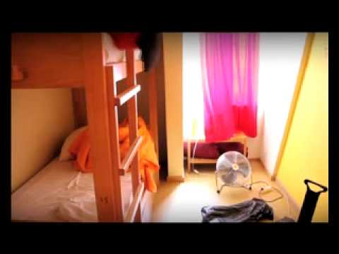 Video of Lisbon Poets Hostel