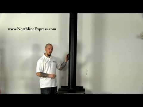 DuraVent DVL Stove Pipe - How to Install DVL Double Wall Stove Pipe