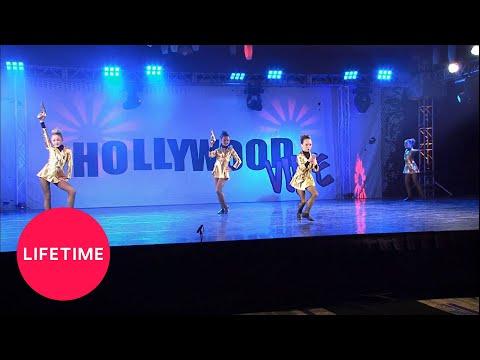 "Dance Moms: Contemporary Group Dance - ""Private Eyes"" (Season 2)   Lifetime"