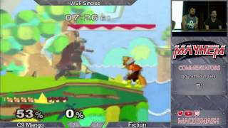 Mayhem May 2015 Winners Semis: C9|Mango (Fox) vs Fiction (Marth)