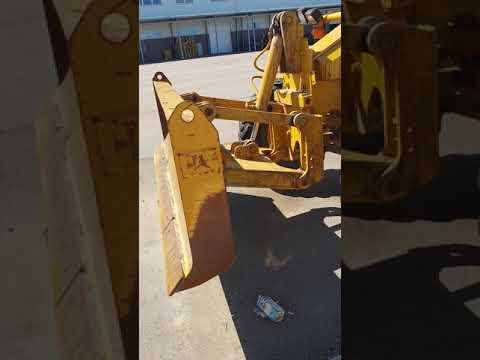 CATERPILLAR MOTONIVELADORAS 120H equipment video ZVqbJoH_Fro