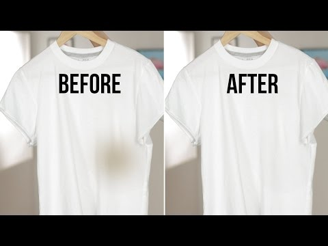 How To Remove Oil Stains From Clothing - Daily Life Hacks