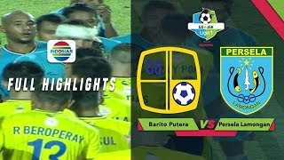 Video BARITO PUTERA (1) vs (1) PERSELA LAMONGAN - Full Highlights | Go-Jek Liga 1 Bersama BukaLapak MP3, 3GP, MP4, WEBM, AVI, FLV September 2018