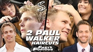Nonton Paul Walker Hairstyle x 2 ★ Fast and Furious ★ Men's Hair Film Subtitle Indonesia Streaming Movie Download