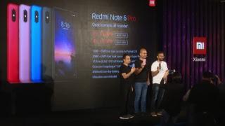 Xiaomi Product Launch   #RedmiNote6Pro
