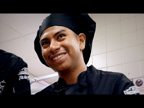 Student Chef Wins Cooking Competition for 2nd Year with Healthful School Meals