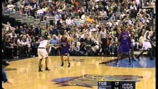 Allen Iverson 52 pts, 6 ast, playoffs 2001, 76ers vs raptors game 5