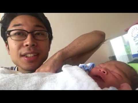 【産後腰痛】我が子のYouTubeデビューと産後腰痛を予防する為に