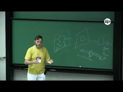Conformal field theories, gauge theories and nonperturbative issues - Horatiu Nastase