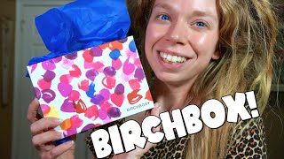 JULY BIRCHBOX! FT. CAN OF WATER! by GRAV3YARDGIRL