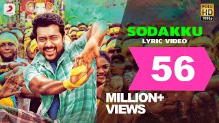 Video Thaanaa Serndha Koottam - Sodakku Tamil Lyric | Suriya | Anirudh l Vignesh ShivN MP3, 3GP, MP4, WEBM, AVI, FLV April 2018