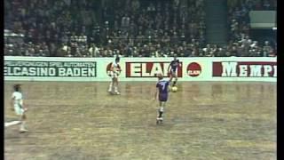 Wiener Stadthallenturnier: Austria Wien schlägt Rapid mit 8:2 (1980)