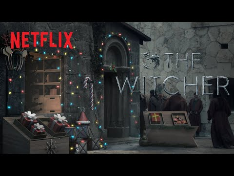 A Witcher Holiday Slay Ride   The Witcher   Netflix