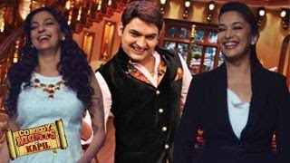 Madhuri Dixit & Juhi Chawla's LAUGH RIOT on Comedy Nights with Kapil 2014 FULL EPISODE