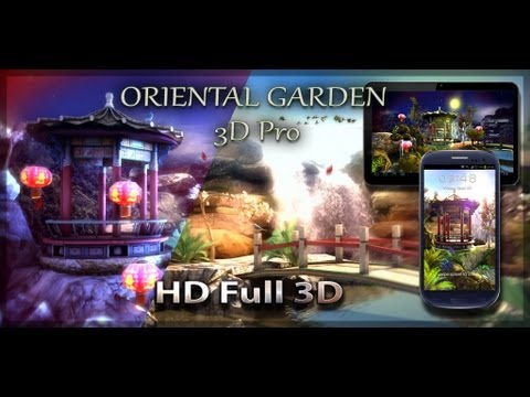 Video of Oriental Garden 3D Pro