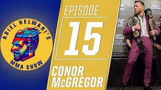 Video Conor McGregor says he'll KO Khabib Nurmagomedov at UFC 229 | Ariel Helwani's MMA Show | ESPN MP3, 3GP, MP4, WEBM, AVI, FLV Juli 2019