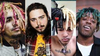 Video Rappers React To Lil Peep Death (ft. Lil Pump, Lil Uzi Vert, XXXTentacion, Adam22, Post Malone) MP3, 3GP, MP4, WEBM, AVI, FLV Januari 2018