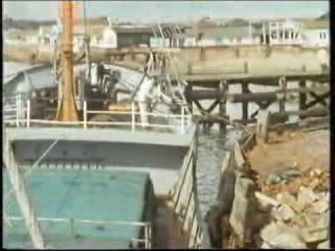 COASTAL SHIPPING DOCUMENTARY: A Passage To Wisbech.