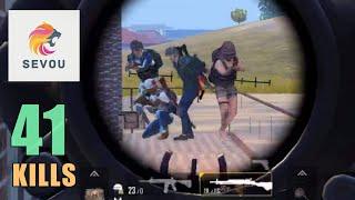 Video WHY LOOTING IS BAD | 41 KILLS | DUO SQUAD | PUBG Mobile MP3, 3GP, MP4, WEBM, AVI, FLV Mei 2019